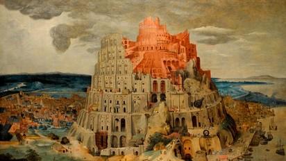 La Torre, la scacchiera, la Sapienza divina e la dispersione dell'Uno