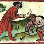 """Come Tubalcain consentì a Caino di """"uccidere"""" Abele"""