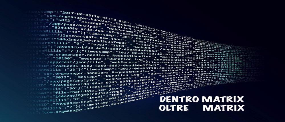 """Convegno pubblico """"Dentro la Matrix, Oltre la Matrix"""""""